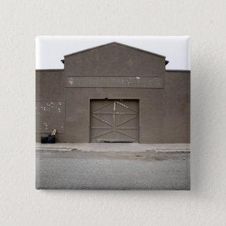 Storage Building, Marfa, Presidio County, West Button