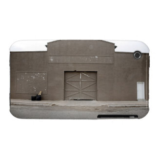 Storage Building, Marfa, Presidio County, West iPhone 3 Case-Mate Cases
