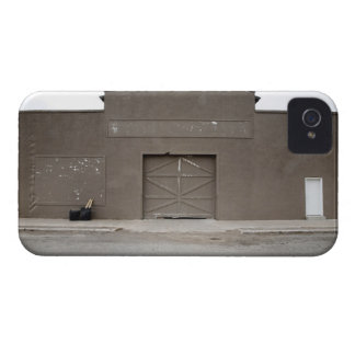 Storage Building, Marfa, Presidio County, West iPhone 4 Case-Mate Cases