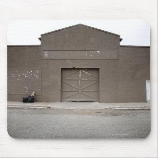 Storage Building, Marfa, Presidio County, West Mouse Pad
