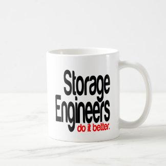 Storage Engineers Do It Better Coffee Mug