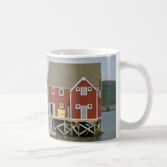 Storage Shed Coffee Mug