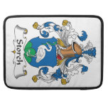 Storch Family Crest Sleeve For MacBook Pro