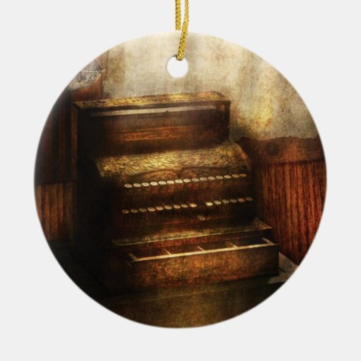 Store - An old Cash Register Ornament