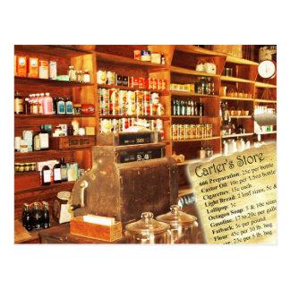 Store at Jimmy Carter Boyhood Farm, Plains, GA Postcard