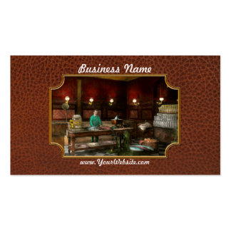 STORE - FISH - C. Lindenberg Hollieferont Double-Sided Standard Business Cards (Pack Of 100)