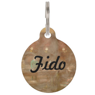 STORE - FISH - C. Lindenberg Hollieferont Pet ID Tag
