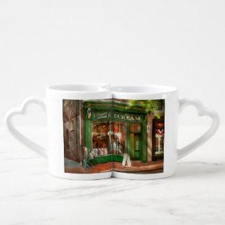 Store Front - Alexandria, VA - The Creamery Coffee Mug Set