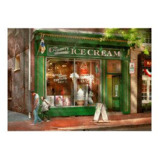Store Front - Alexandria, VA - The Creamery Announcement