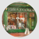 Store Front - Alexandria, VA - The Creamery Stickers