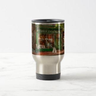 Store Front - Alexandria, VA - The Creamery Travel Mug