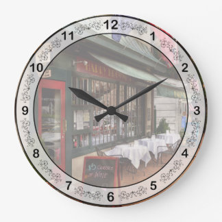 Store Front - Annapolis MD - Harry Brownes Large Clock