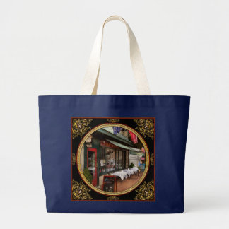 Store Front - Annapolis MD - Harry Brownes Large Tote Bag