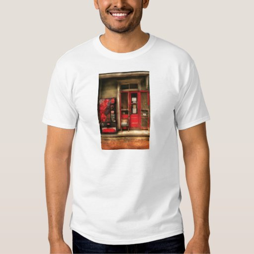 Store Front - General Store Tee Shirts