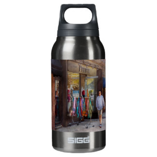 Store Front - Hoboken, NJ - People Insulated Water Bottle