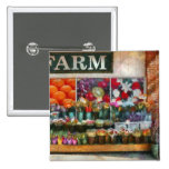 Store Front - The flower stand Buttons