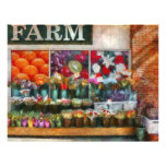 Store Front - The flower stand Custom Flyer