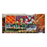 Store Front - The flower stand Rack Cards