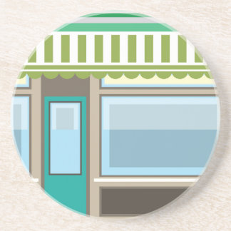 Store Front Vector Coaster