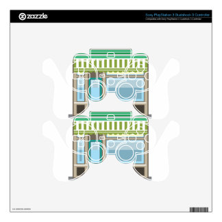 Store Front Vector PS3 Controller Decals