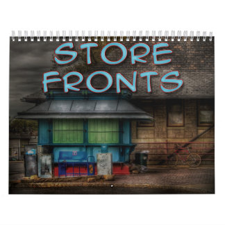 Store Fronts Calendar