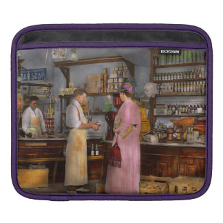 Store - In a general store 1917 iPad Sleeve