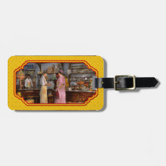 Store - In a general store 1917 Luggage Tag