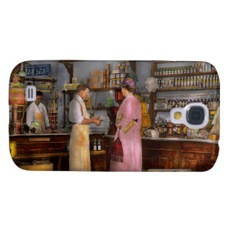 Store - In a general store 1917 Samsung Galaxy S4 Case
