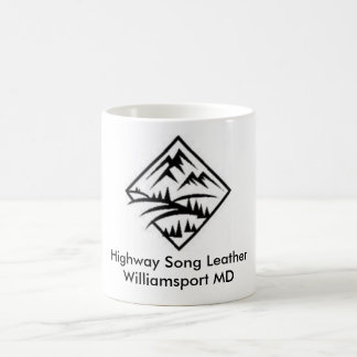 Store Logo Classic White Coffee Mug