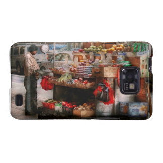 Store - NY - Chelsea - Fresh fruit stand Galaxy SII Cases