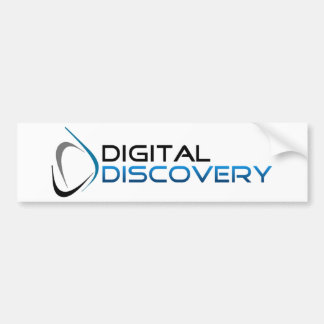 Store of the Digital Site Discovery Bumper Sticker