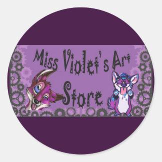 Store sticker