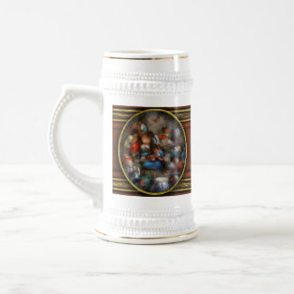 Store - The busy marketpalce Beer Stein