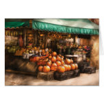 Store - The Fruit Market Card
