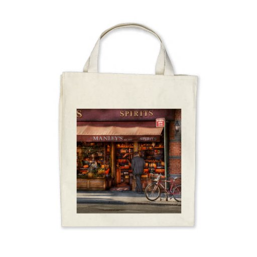 Store - Wine - Wines and Spirits Est 1934 Tote Bags