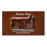 Store - Wine - Wines and Spirits Est 1934 Business Card