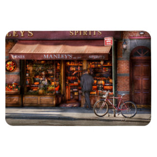 Store - Wine - Wines and Spirits Est 1934 Magnet