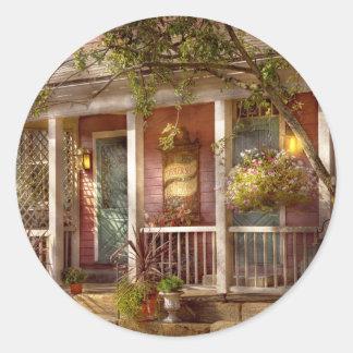 Store - Zoar, OH - The cobbler shop Classic Round Sticker