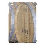 Stored Wine Barrels. iPad Mini Cover