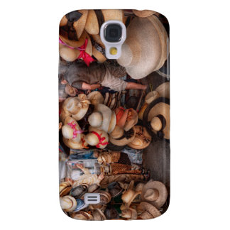 Storefront - The hat stand Samsung Galaxy S4 Cases