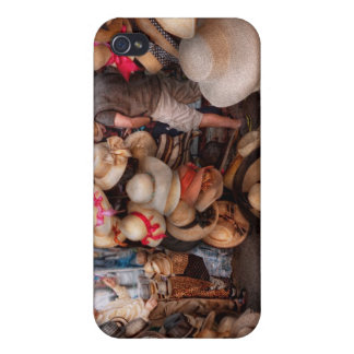 Storefront - The hat stand Cover For iPhone 4