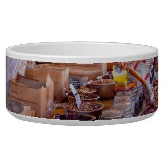 Storefront - The open air Tea & Spice market Pet Water Bowls