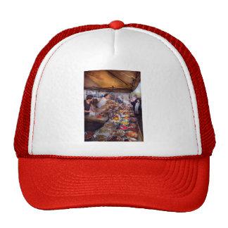 Storefront - The open air Tea & Spice market Trucker Hat