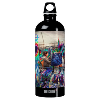 Storefront - Tie Dye is back Aluminum Water Bottle