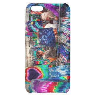 Storefront - Tie Dye is back Cover For iPhone 5C