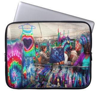 Storefront - Tie Dye is back Laptop Sleeve