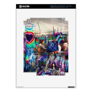 Storefront - Tie Dye is back iPad 3 Skins