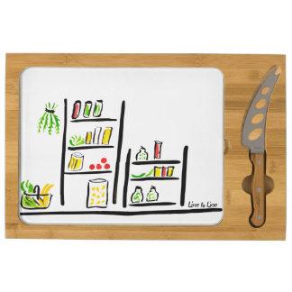 storeroom cheese platter