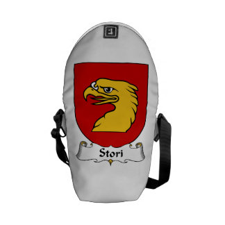 Stori Family Crest Courier Bags