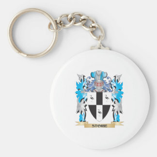 Storie Coat of Arms - Family Crest Keychains